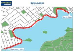 Duke Ave
